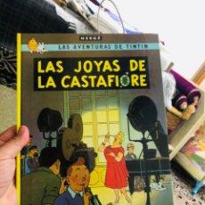 Cómics: TINTÍN- LAS JOYAS DE LA CASTAFIORE. Lote 164340140