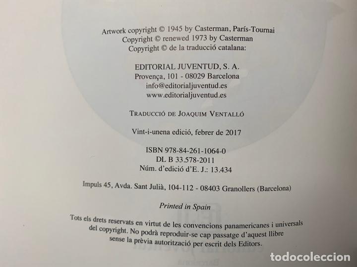 Cómics: TINTÍN 3. TINTÍN A AMÈRICA - JOVENTUT - EDICIÓ ACTUAL NUMERADA (CATALÀ) - Foto 2 - 127209735