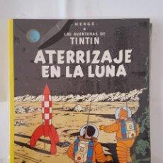 Comics : COMIC / TINTIN / ATERRIZAJE EN LA LUNA / EDITORIAL JUVENTUD 2003 (NUEVO Y PLASTIFICADO). Lote 164908254