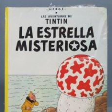 Cómics: TINTIN LA ESTRELLA MISTERIOSA. HERGE. ED. JUVENTUD. PRECINTADO. Lote 165195002