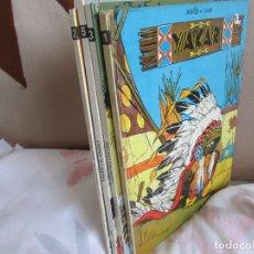 Cómics: LOTE YAKARI- 1 - 2 - 3 - 5 PRIMERA EDICIO. Lote 165632398