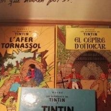 Cómics: LOTE TINTIN. JOVENTUT. Lote 165655129