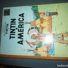 Comics : TINTIN A AMERICA. Lote 165778826