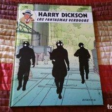 Cómics: HARRY DICKSON LOS FANTASMAS VERDUGOS JUVENTUD PRIMERA EDICIÓN 1990. Lote 166287854