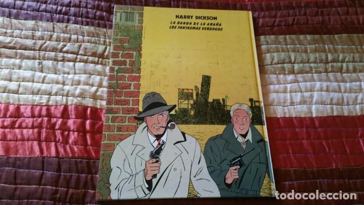 Cómics: HARRY DICKSON Los fantasmas verdugos Juventud primera edición 1990 - Foto 2 - 166287854