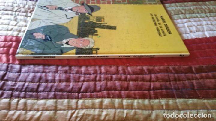 Cómics: HARRY DICKSON Los fantasmas verdugos Juventud primera edición 1990 - Foto 3 - 166287854