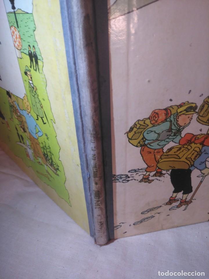 Cómics: LAS AVENTURAS DE TINTÍN.TINTÍN EN EL TÍBET.TERCERA EDICIÓN,1967 - Foto 4 - 166967064