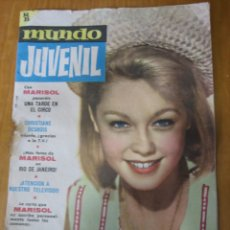 Cómics: REVISTA JUVENIL. AMIGOS DE MARISOL. Lote 167556560