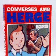 Cómics: CONVERSES AMB HERGÉ. TINTÍN I JO… (NUMA SADOUL) JUVENTUD, 1986. OFRT. Lote 194988976
