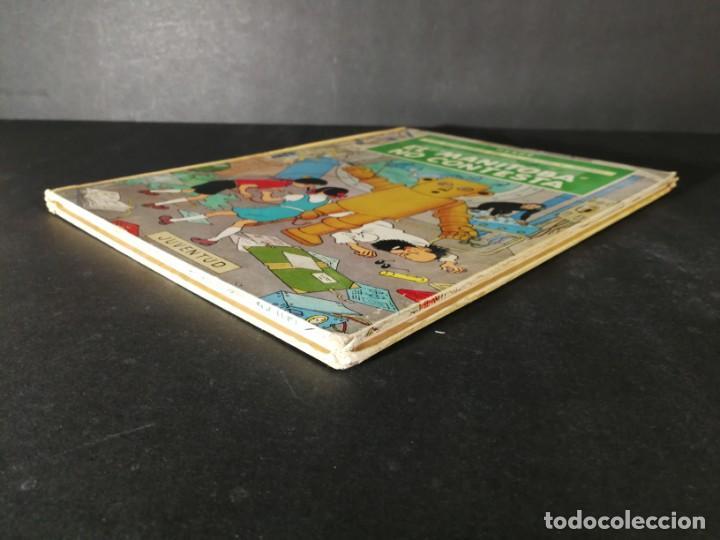 Cómics: TINTIN Hergé Las Aventuras de Jo Zette y Jocko El Manitoba No Contesta Juventud primera edición 1971 - Foto 8 - 168250449