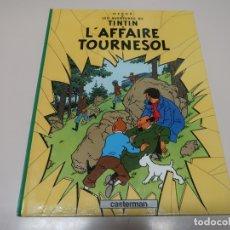 Cómics: LES AVENTURES DE TINTIN. L'AFFAIR TOURNESOL. 1984 CASTERMAN. Lote 168258096