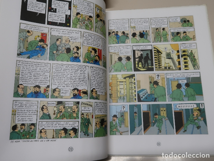 Cómics: LES AVENTURES DE TINTIN. OBJECTIF LUNE. 1981 CASTERMAN - Foto 4 - 168261928