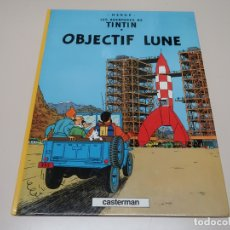 Cómics: LES AVENTURES DE TINTIN. OBJECTIF LUNE. 1981 CASTERMAN. Lote 168261928