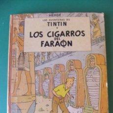 Cómics: TINTIN LOS CIGARROS DEL FARAON JUVENTUD. Lote 168430188