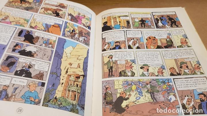 Cómics: LES AVENTURES DE TINTIN / STOC DE COC / ED - JOVENTUD-1982 / 5ª EDICIÓ / LEER - Foto 4 - 169287456