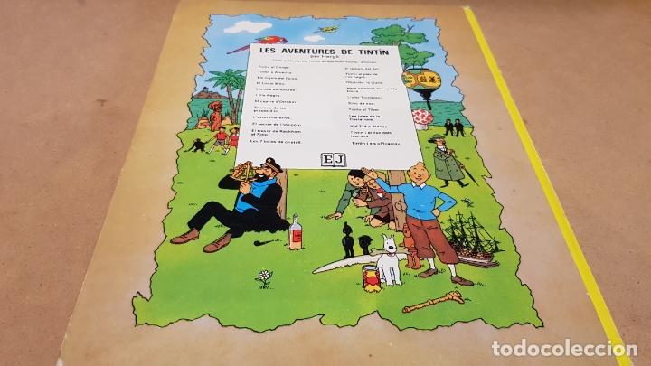 Cómics: LES AVENTURES DE TINTIN / STOC DE COC / ED - JOVENTUD-1982 / 5ª EDICIÓ / LEER - Foto 5 - 169287456