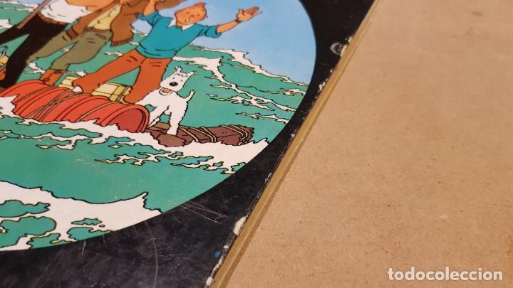 Cómics: LES AVENTURES DE TINTIN / STOC DE COC / ED - JOVENTUD-1982 / 5ª EDICIÓ / LEER - Foto 8 - 169287456