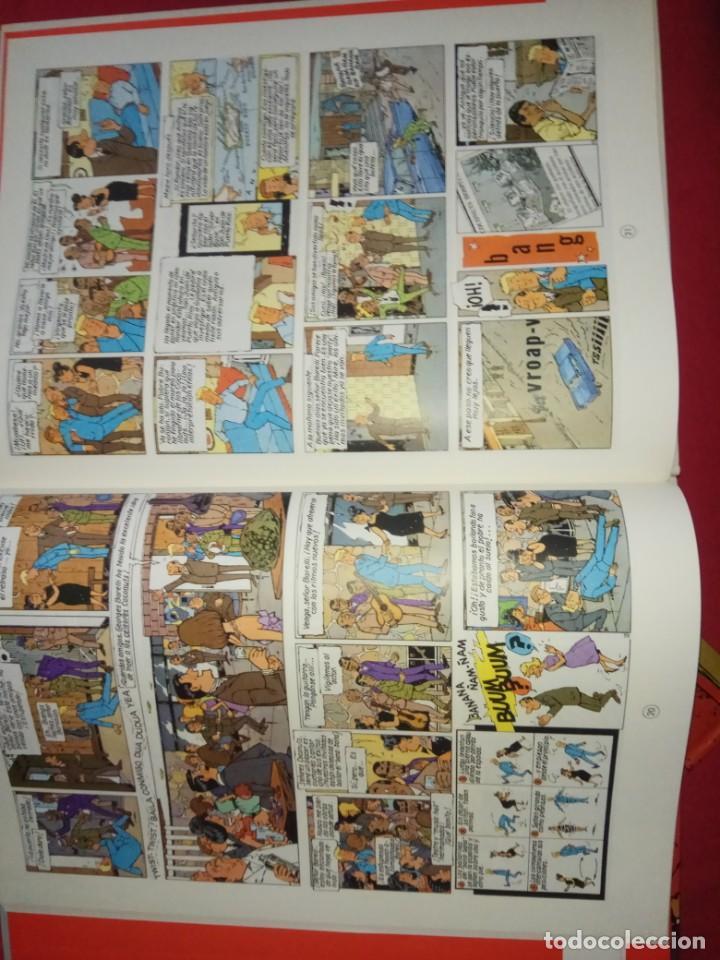Cómics: BARELLI- Colección COMPLETA- Bob de Moor- 5 tomos Editorial Juventud.1990-1992 - Foto 3 - 169696904