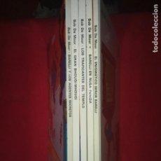 Cómics: BARELLI- COLECCIÓN COMPLETA- BOB DE MOOR- 5 TOMOS EDITORIAL JUVENTUD.1990-1992. Lote 169696904