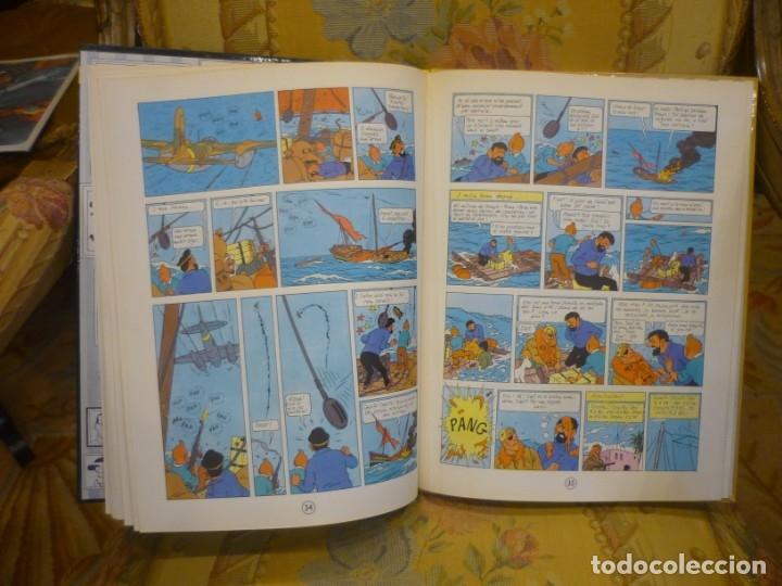 Cómics: LES AVENTURES DE TINTIN: STOC DE COC, DE HERGÉ. JUVENTUT 1.982. TAPA DURA. - Foto 6 - 170217880