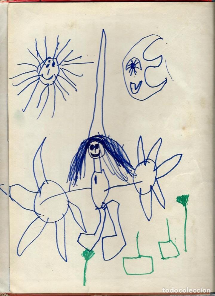 Cómics: HERGE - TINTIN - EL LOTO AZUL - JUVENTUD 1965 1ª EDICIÓN - IMPRENTA ROSES - VER DESCRIPCION - Foto 4 - 170976573