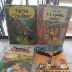 Cómics: LOTE DE VARIOS CÓMICS EN CATALÁN. Lote 171165612