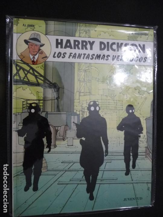 HARRY DICKSON. LOS FANTASMAS VERDUGOS. JUVENTUD (Tebeos y Comics - Juventud - Otros)
