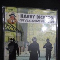 Cómics: HARRY DICKSON. LOS FANTASMAS VERDUGOS. JUVENTUD. Lote 214994495