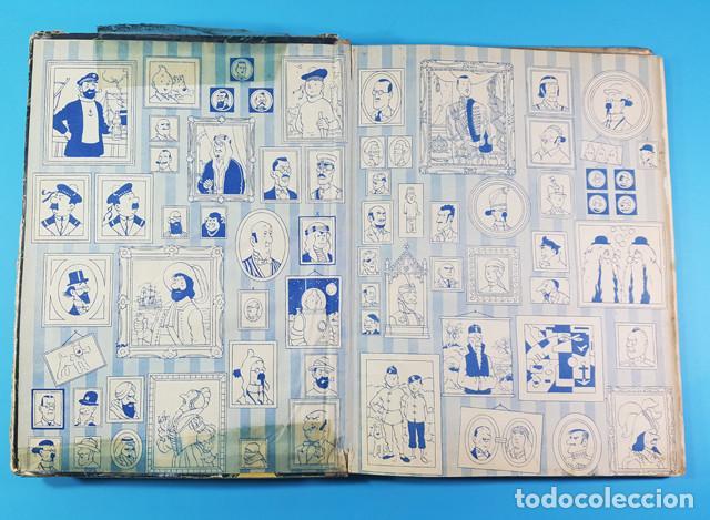 Cómics: LOTE 3 TOMOS TINTIN 2ª Y 3ª EDICION, EL CETRO DE OTOKAR, EL SECRETO DEL UNICORNIO,EL TEMPLO DEL SOL - Foto 4 - 172055497