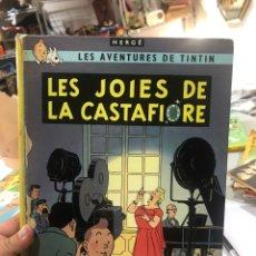 Cómics: LAS AVENTURAS DE TINTÍN LAS JOYAS DE LA CASTAFIORE - TERCERA EDICIÓN 1978. Lote 172103724