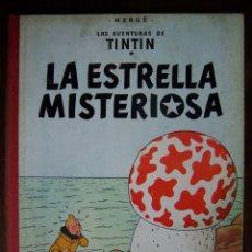 Cómics: TINTIN - LA ESTRELLA MISTERIOSA. 5TA EDICIÓN. 1970. Lote 172229078