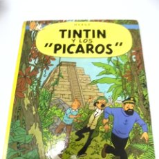 Cómics: LAS AVENTURAS DE TINTIN. TINTIN Y LOS PICAROS. 3º EDICION. 1982. EDITORIAL JUVENTUD. Lote 172468385