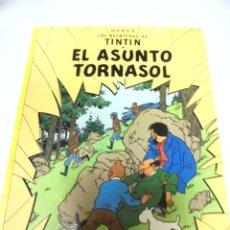 Cómics: LAS AVENTURAS DE TINTIN. EL ASUNTO TORNASOL. 7º EDICION. 1981. EDITORIAL JUVENTUD. Lote 172468934