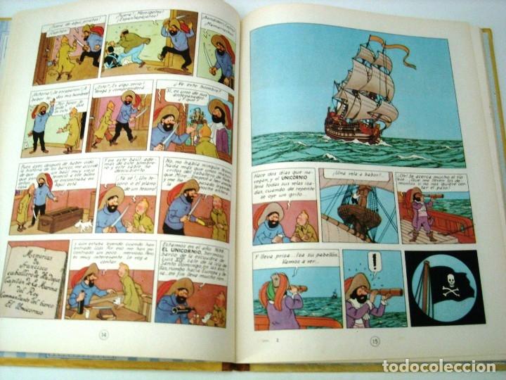 Cómics: TINTIN - EL SECRETO DEL UNICORNIO - 1968 - Foto 3 - 172774888
