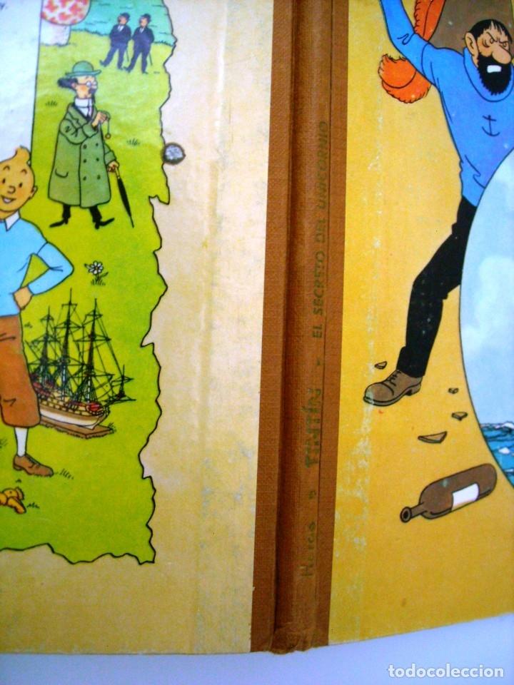 Cómics: TINTIN - EL SECRETO DEL UNICORNIO - 1968 - Foto 5 - 172774888