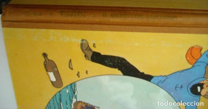 Cómics: TINTIN - EL SECRETO DEL UNICORNIO - 1968 - Foto 6 - 172774888