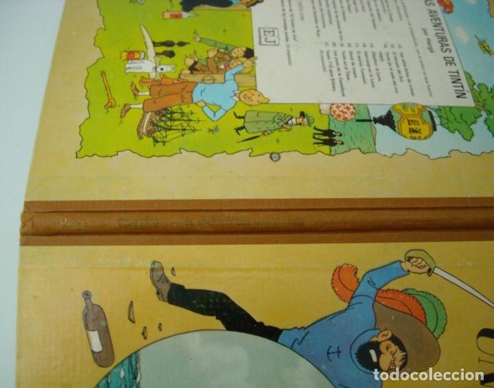 Cómics: TINTIN - EL SECRETO DEL UNICORNIO - 1968 - Foto 7 - 172774888