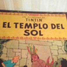 Cómics: EJEMPLAL DE YINTIN AÑOS 80 TAPA DURA. Lote 173099003