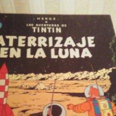 Cómics: EJEMPLAR DE TINTIN AÑOS 80 ,TAPA DURA. Lote 173099035