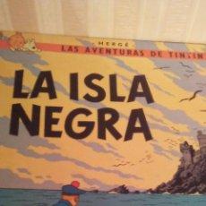 Cómics: EJEMPLAR DE TINTIN ,AÑOS 80 TAPA DURA. Lote 173099374