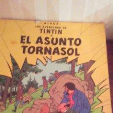 Cómics: EJEMPLAR DE TINTIN ,TAPA DURA ,AÑOS 80. Lote 173099958