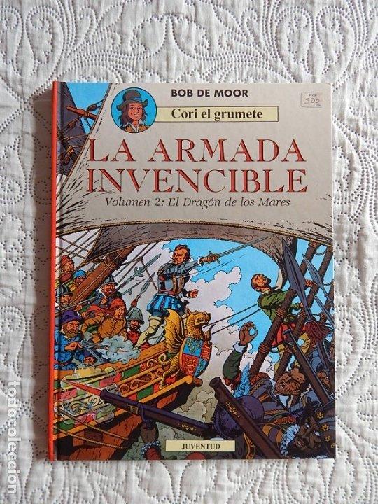CORI EL GRUMETE - LA ARMADA INVENCIBLE - VOLUMEN -2 EL DRAGON DE LOS MARES (Tebeos y Comics - Juventud - Cori el Grumete)