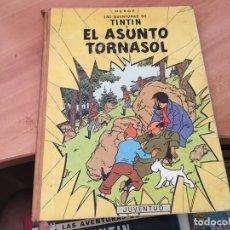 Cómics: TINTIN EL ASUNTO TORNASOL TAPA DURA TERCERA EDICION 1968 (COIB20). Lote 173388553