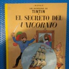 Cómics: CÓMIC LAS AVENTURAS DE TINTIN EL SECRETO DEL UNICORNIO, HERGE, EDITORIAL JUVENTUD. Lote 173447995
