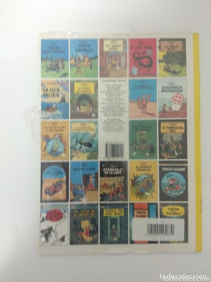 Cómics: CÓMIC LAS AVENTURAS DE TINTIN, EL CETRO DE OTTOKAR , HERGE, EDITORIAL JUVENTUD, PRECINTADO - Foto 2 - 173449540