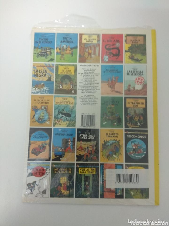 Cómics: CÓMIC LAS AVENTURAS DE TINTIN, EL ASUNTO TORNASOL, HERGE, EDITORIAL JUVENTUD, PRECINTADO - Foto 2 - 173565153