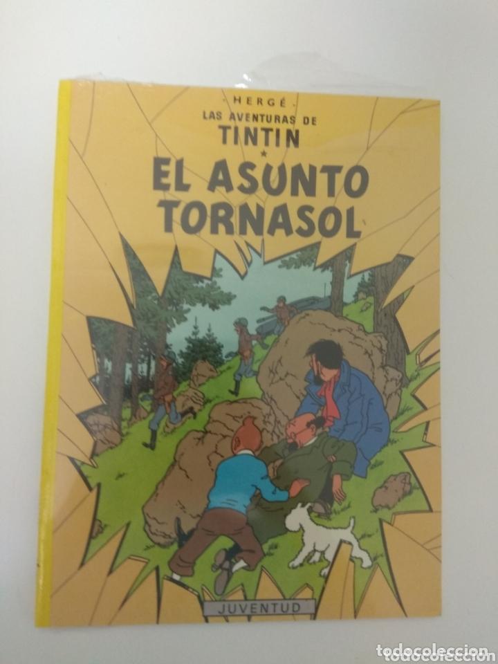 CÓMIC LAS AVENTURAS DE TINTIN, EL ASUNTO TORNASOL, HERGE, EDITORIAL JUVENTUD, PRECINTADO (Tebeos y Comics - Juventud - Tintín)