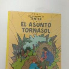 Cómics: CÓMIC LAS AVENTURAS DE TINTIN, EL ASUNTO TORNASOL, HERGE, EDITORIAL JUVENTUD, PRECINTADO. Lote 173565153