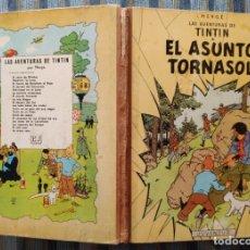 Cómics: LAS AVENTURAS DE TINTIN EL ASUNTO TORNASOL (TERCERA EDICION) - HERGE (JUVENTUD 1968). Lote 173603364