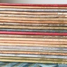 Cómics: TINTIN (LOMO DE TELA)- COMPLETA CON 5 PRIMERAS, 12 SEGUNDAS, 2 TERCERAS Y 2 CUARTAS EDIC. (JUVENTUD). Lote 173678347